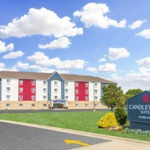 Candlewood Suites Ofallon Il - St. Louis Area