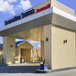 Hotels near Haskell Indian Nations University - Springhill Suites Lawrence