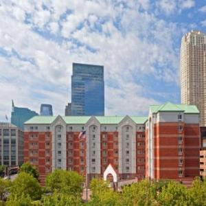 Hotels near Monty Hall Jersey City - Candlewood Suites Jersey City Exchange Place