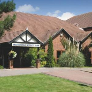 The Berry Theatre Southampton Hotels - Macdonald Botley Park Hotel & Spa
