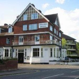 Hotels near Norden Farm Centre for the Arts - The Thames Hotel