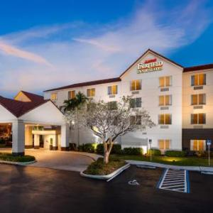 Hotels near FAU Stadium - Fairfield Inn & Suites Boca Raton