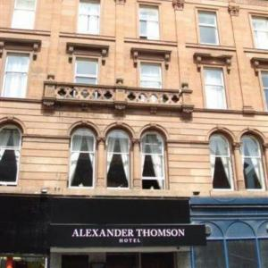 Classic Grand Glasgow Hotels - Alexander Thomson