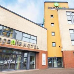 The SSE Hydro  Hotels - Campanile Hotel Glasgow Secc Hydro