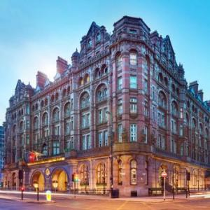 Hotels near Opera House Manchester - The Midland - Qhotels