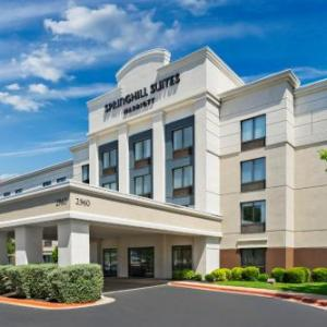 Springhill Suites By Marriott Austin North/Round Rock