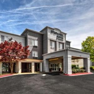 Hotels near The Inspiration Centre Nashville - Springhill Suites By Marriott Nashville Metrocenter
