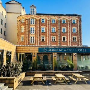 Glasgow Argyle Hotel BW Signature Collection
