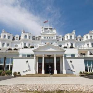 Hotels near Devonshire Park Theatre Eastbourne - The Grand Hotel