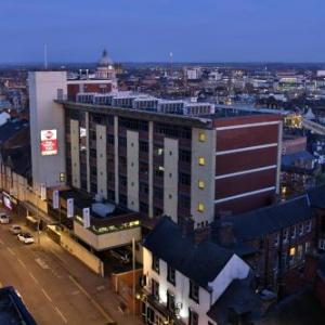 Nottingham Royal Concert Hall Hotels - Best Western Plus Nottingham City Centre