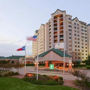 Gaylord Texan Resort and Convention Center Hotels - Embassy Suites Dallas - Dfw Airport North At Outdoor World