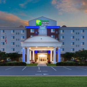 Hotels Near Petersburg High School Holiday Inn Express Va