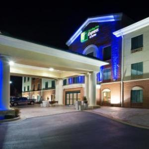 Hotels near Metroplex Live - Holiday Inn Express Hotel & Suites Little Rock-West