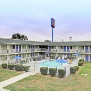 Motel 6-San Marcos TX