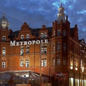 North Pier Blackpool Hotels - The Metropole Hotel
