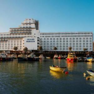 Hotels near Leas Cliff Hall - The Grand Burstin Hotel