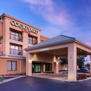 Hotels near Payne Center - Courtyard Hattiesburg