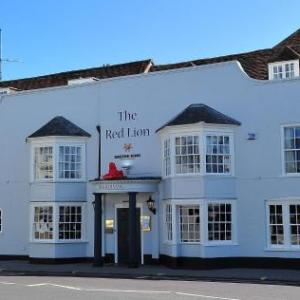 Hotels near Ferneham Hall - Red Lion Hotel