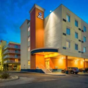 Seacrets Hotels Best Western Ocean City Hotel Suites