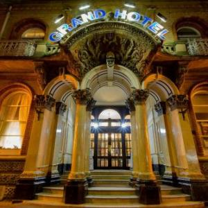 Scarborough Spa Hotels - The Grand Scarborough