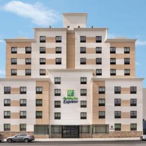 Holiday Inn Express - Jamaica - JFK AirTrain - NYC an IHG Hotel
