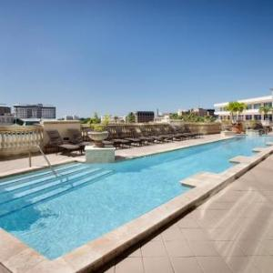Jackson's Tampa Hotels - Embassy Suites Tampa - Downtown Convention Center