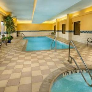 Hampton Inn & Suites San Antonio-Airport Tx