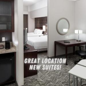 Mountain View Ice Arena Vancouver Hotels - Springhill Suites By Marriott Portland Vancouver