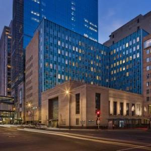 Target Center Hotels - The Westin Minneapolis