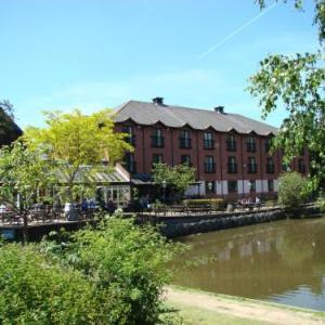 Hotels near Thorpe Park Chertsey - The Bridge Hotel