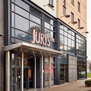 Hotels near St Mary's Stadium - Jurys Inn Southampton