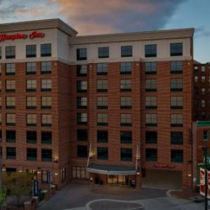 B&O Railroad Museum Hotels - Hampton Inn Baltimore-Downtown-Convention Center