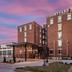 Show Me Center Hotels - Courtyard by Marriott Cape Girardeau Downtown