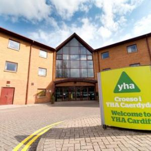 Glee Club Cardiff Hotels - YHA Cardiff Central
