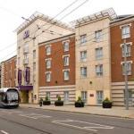 Premier Inn Nottingham Central - Goldsmith St