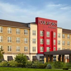 Hotels near Moncton Coliseum - Four Points By Sheraton Moncton