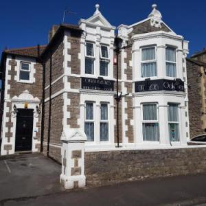 Hotels near Weston super Mare Beach - Oakover Guest House