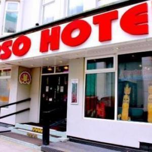 Grand Theatre Blackpool Hotels - Calypso Hotel