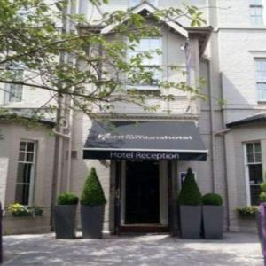 Town Moor Newcastle Hotels - New Northumbria Hotel