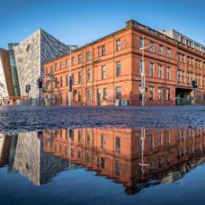 Hotels near Titanic Belfast - Titanic Hotel Belfast