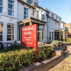 Hotels near Wylam Brewery - Osborne Hotel