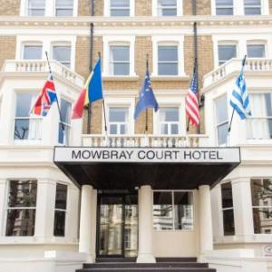 Earls Court London Hotels - Mowbray Court Hotel