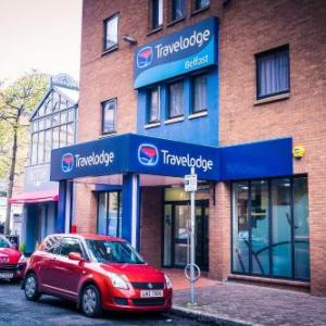Belfast Waterfront Hotels - Travelodge Belfast