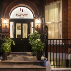 Regent's Park London Hotels - Nottingham Place Hotel