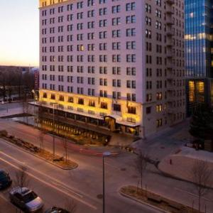 Cox Convention Center Hotels - Colcord Hotel