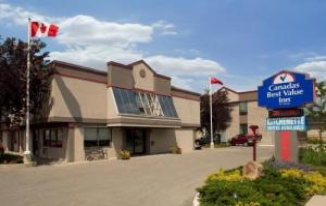 Canadas Best Value Inn - Toronto