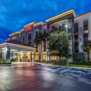 Germain Arena Hotels - Hampton Inn & Suites Fort Myers Estero