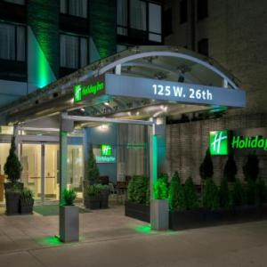La Pomme New York Hotels - Holiday Inn NYC - Manhattan 6th Ave