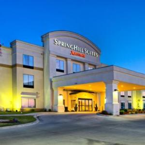 Hardy Murphy Coliseum Hotels - SpringHill Suites by Marriott Ardmore