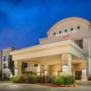 Hotels near MJC East Campus - Springhill Suites Modesto
